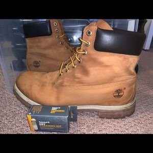 Timberland classic Wheat, Gum Bottom, Boots